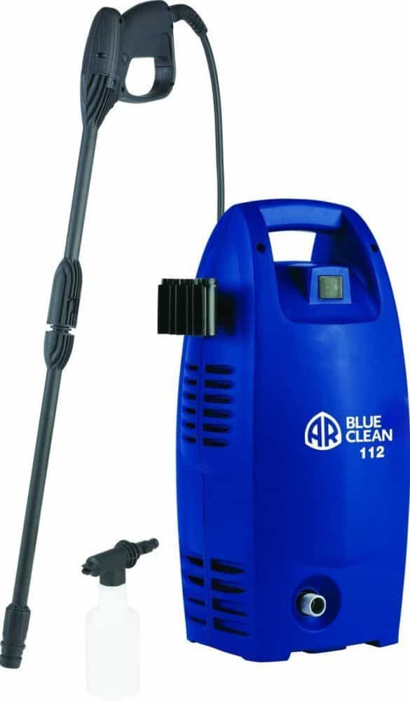 AR Blue Clean Hand Carry Pressure Washer Review